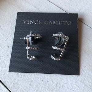 Cage style earrings